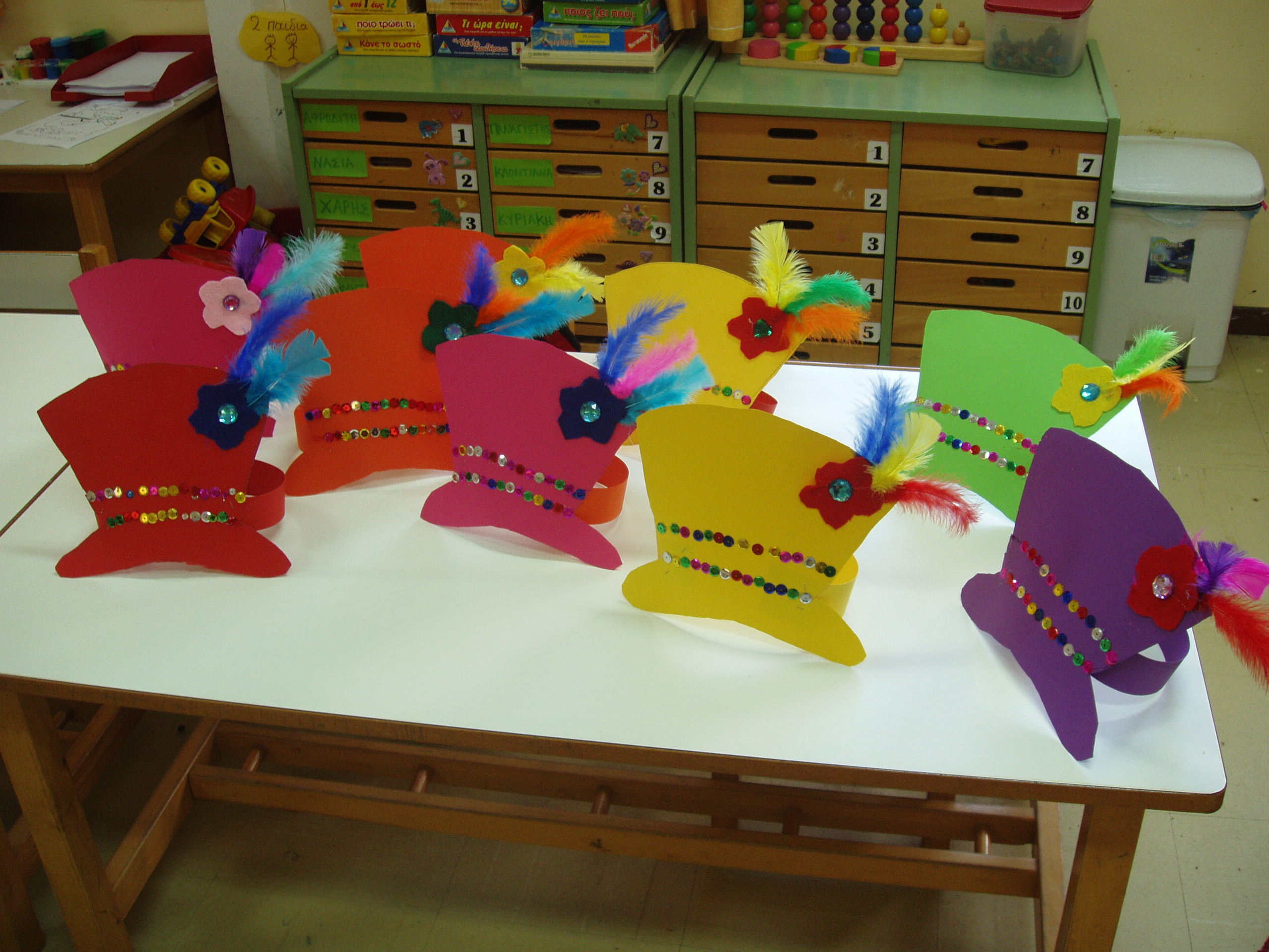 Any Purim Crafts Idea